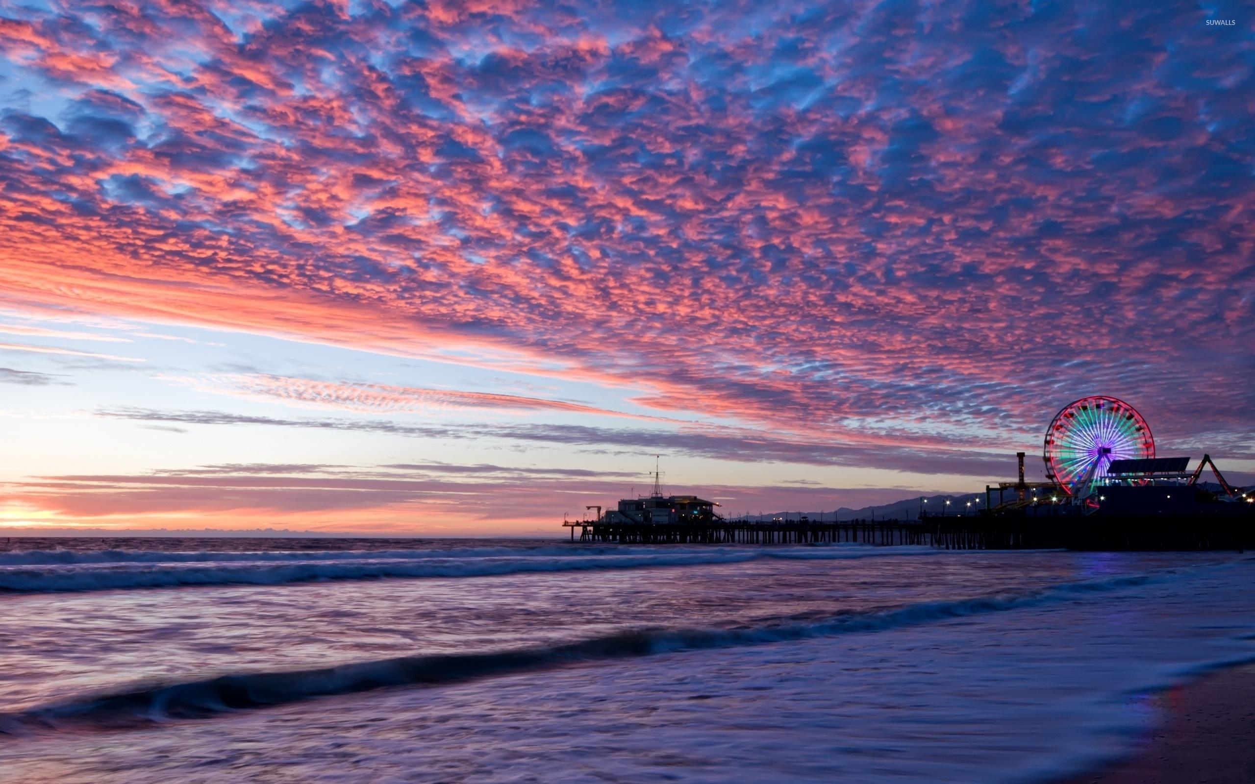 xpx Purple Sunset Wallpaper
