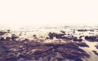 Rocky shore [7] wallpaper 2560x1600 jpg