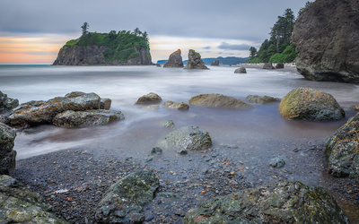 Ruby Beach wallpaper