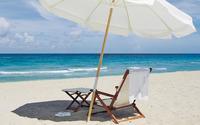 Sunny Beach wallpaper 2560x1600 jpg