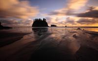 Sunset over the islands [2] wallpaper 2560x1600 jpg