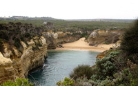 The Loch Ard Gorge [2] wallpaper 1920x1200 jpg