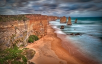 The Twelve Apostles wallpaper 1920x1200 jpg