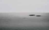 Tiny islands in the ocean wallpaper 3840x2160 jpg