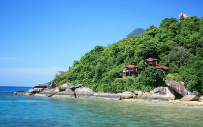 Tioman Island [2] wallpaper