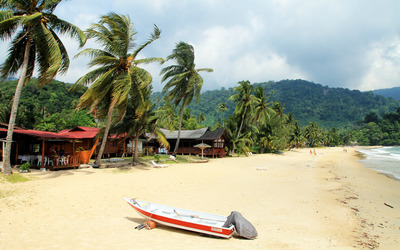 Tioman Island wallpaper