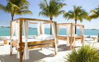 Tropical resort wallpaper 3840x2160 jpg