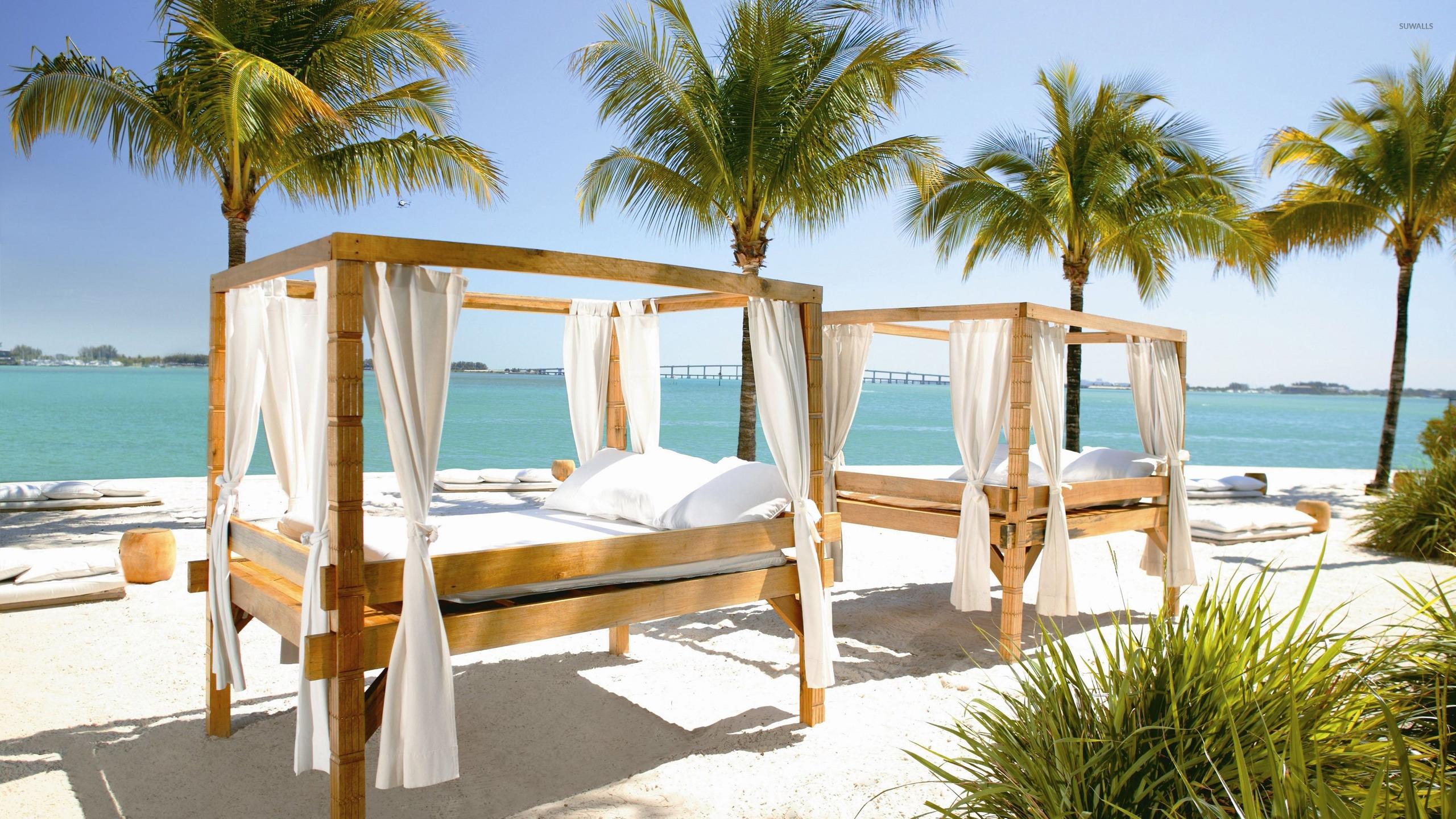 Beach Resort Wallpaper 21: Tropical Resort Wallpaper