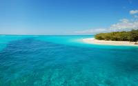 Turquoise beach wallpaper 2880x1800 jpg