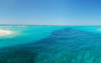 Turquoise sea wallpaper 2880x1800 jpg