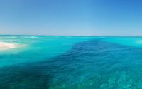 Turquoise sea wallpaper 2880x1800 jpg