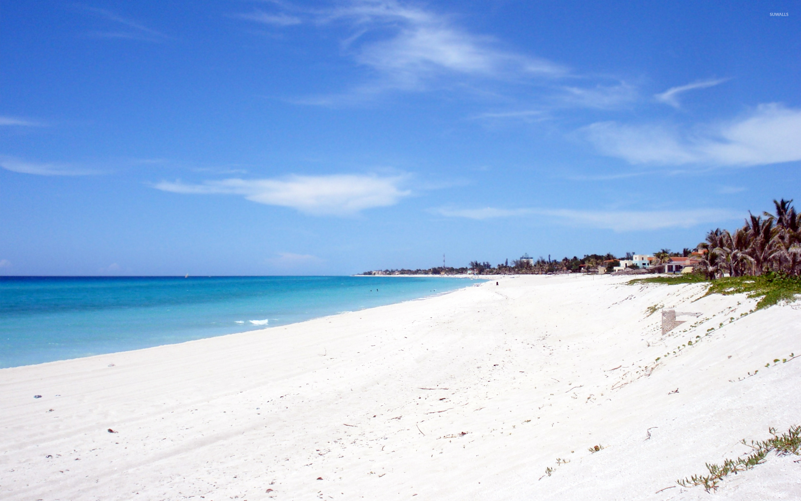 Varadero Beach 3 Wallpaper
