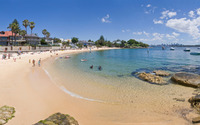 Watsons Bay,Sydney wallpaper 2560x1600 jpg
