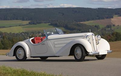 1935 Audi 225 Roadster [2] wallpaper
