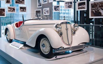 1935 Audi 225 Roadster [1] wallpaper