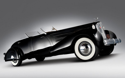 1937 Cadillac V-16 [2] wallpaper