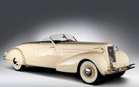 1937 Cadillac V-16 wallpaper 1920x1200 jpg