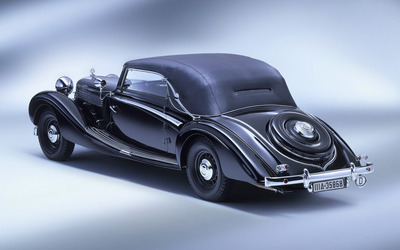 1939 Maybach SW 38 wallpaper