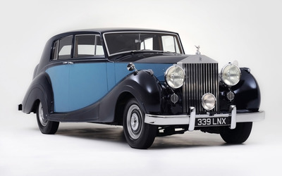 1950 Rolls-Royce Phantom wallpaper