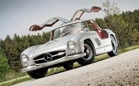 1955 Mercedes-Benz 300SL Coupe wallpaper 1920x1200 jpg
