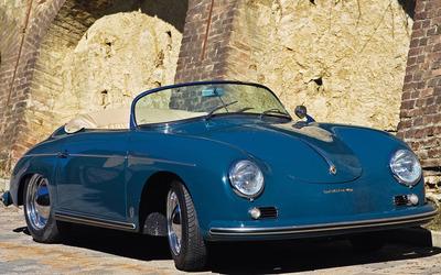 1957 Porsche 356 Speedster wallpaper