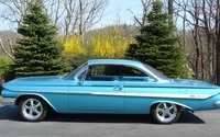 1959 Chevrolet Impala Hardtop wallpaper 1920x1080 jpg