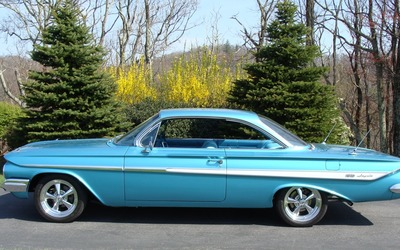 1959 Chevrolet Impala Hardtop wallpaper