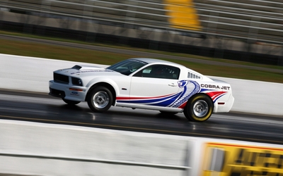 1968 Ford Mustang 428 Cobra Jet [2] wallpaper