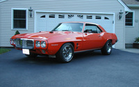 1969 Pontiac Firebird wallpaper 1920x1200 jpg