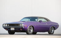1970 Dodge Challenger RT wallpaper 1920x1200 jpg