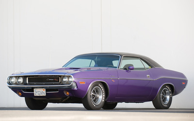1970 Dodge Challenger RT wallpaper