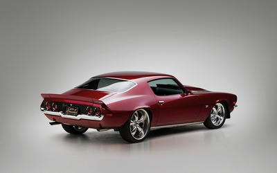1971 Chevrolet Camaro Coupe [2] wallpaper