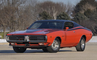 1971 Dodge Charger RT wallpaper 1920x1200 jpg