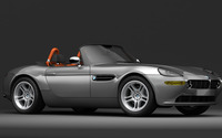 2001 BMW Z8 Roadster wallpaper 1920x1080 jpg