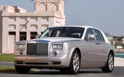 2003 Rolls-Royce Phantom wallpaper
