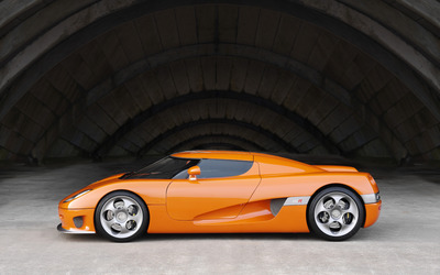 2004 Koenigsegg CCR wallpaper