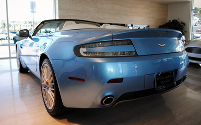 2005 Aston Martin Vantage [2] wallpaper