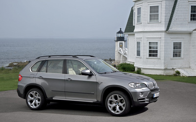 2007 BMW X5 wallpaper