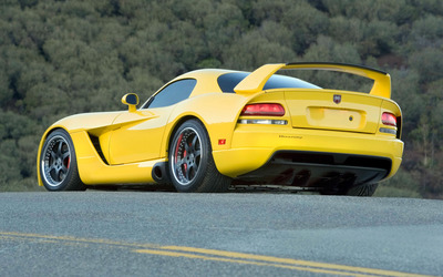 2007 Hennessey Venom Dodge Viper SRT wallpaper