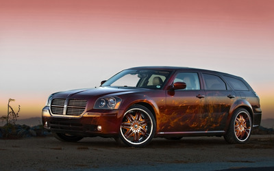 2008 Dodge Magnum wallpaper