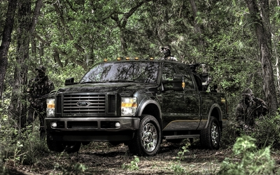2008 Ford F-250 wallpaper