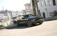 2008 Ford Mustang Bullitt wallpaper 1920x1200 jpg