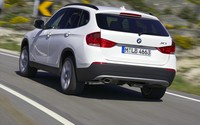 2010 BMW X1 wallpaper 1920x1200 jpg