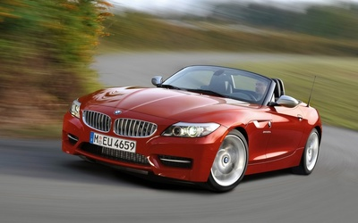 2010 BMW Z4 wallpaper
