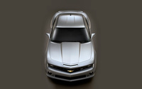 2010 Chevrolet Camaro wallpaper 2560x1600 jpg