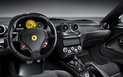 2010 Ferrari 599 GTO wallpaper