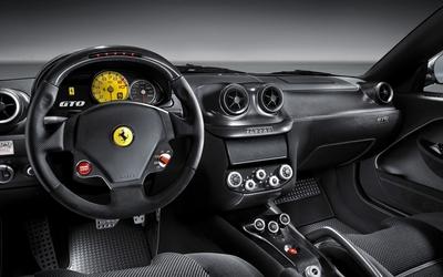 2010 Ferrari 599 GTO wallpaper
