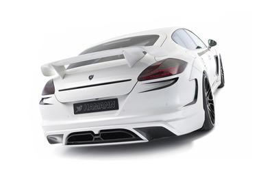 2010 Hamann Porsche Panamera [2] wallpaper