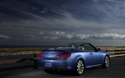 2010 Infiniti G37 Convertible wallpaper