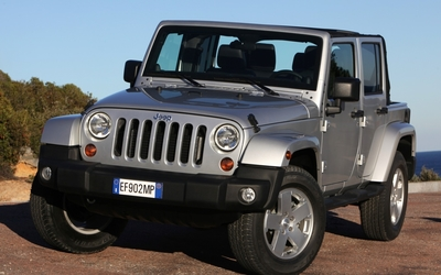 2010 Jeep Wrangler wallpaper